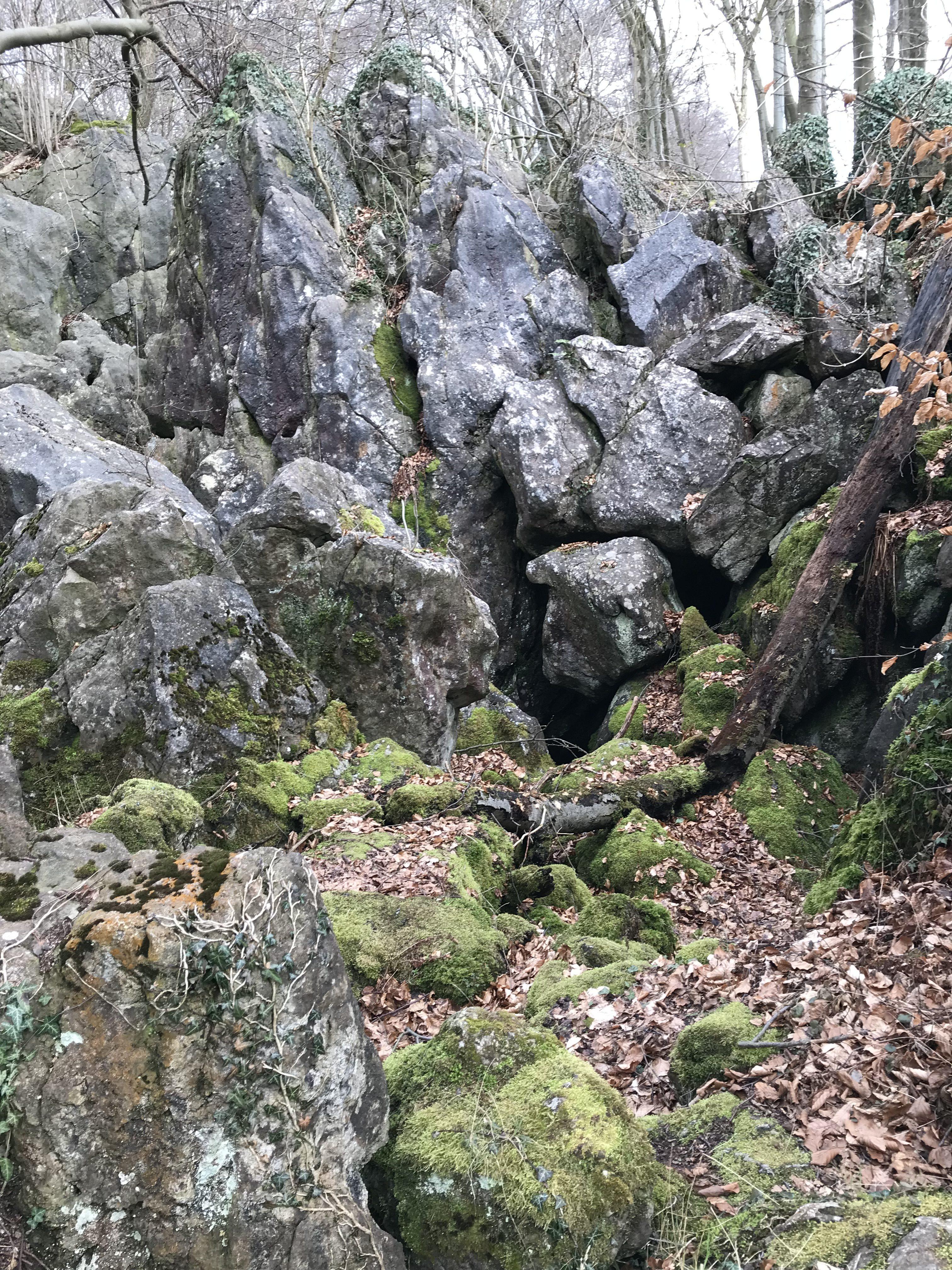 Kraftorte: Das Felsenmeer